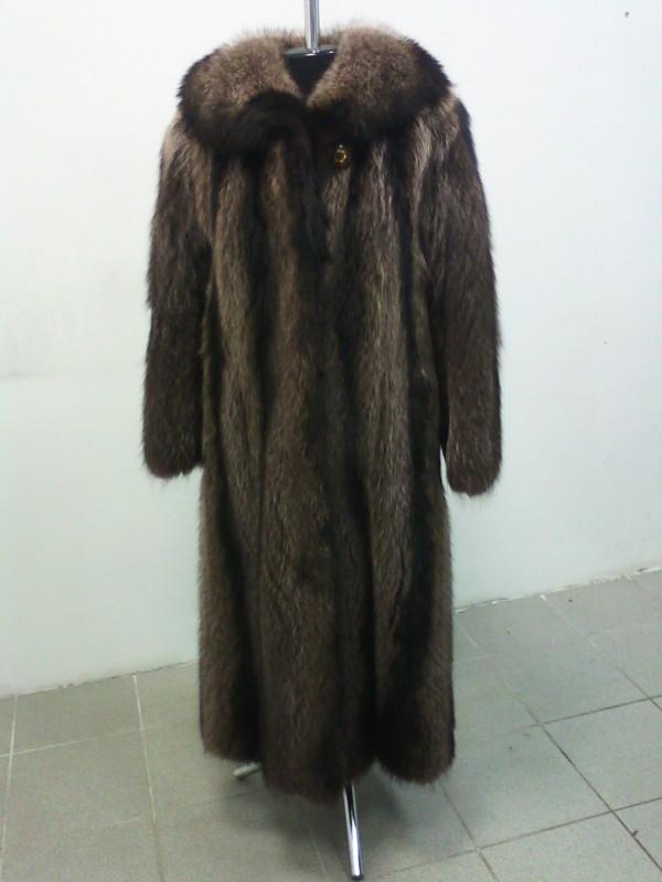 1.К. Женское меховое пальто