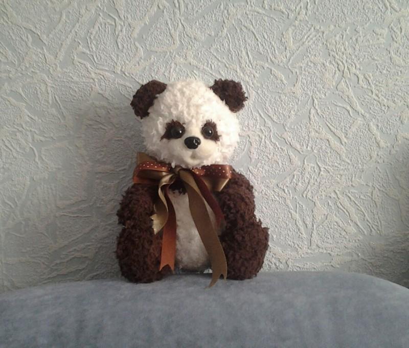 Тедди-мишка панда