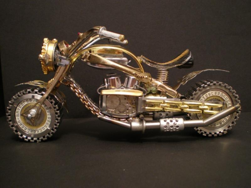 Модель мотоцикла Гламур Байк