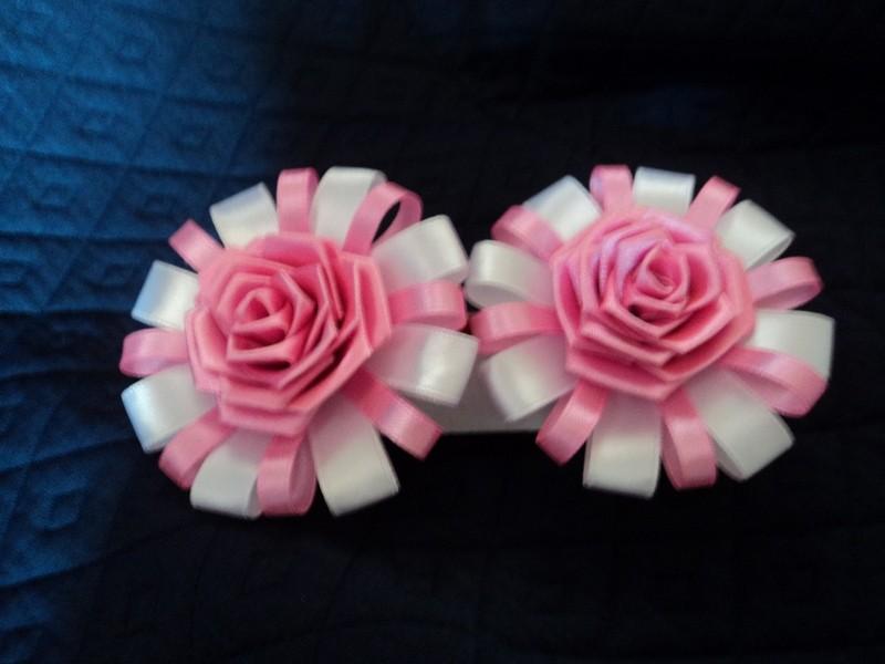 Резинки для волос Розовые мечты