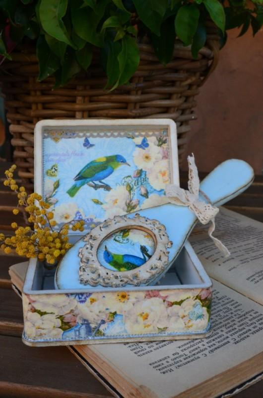 Комплект Синяя птица