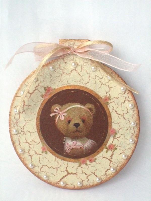Бирочка Mademoiselle Bear ПРОДАНО
