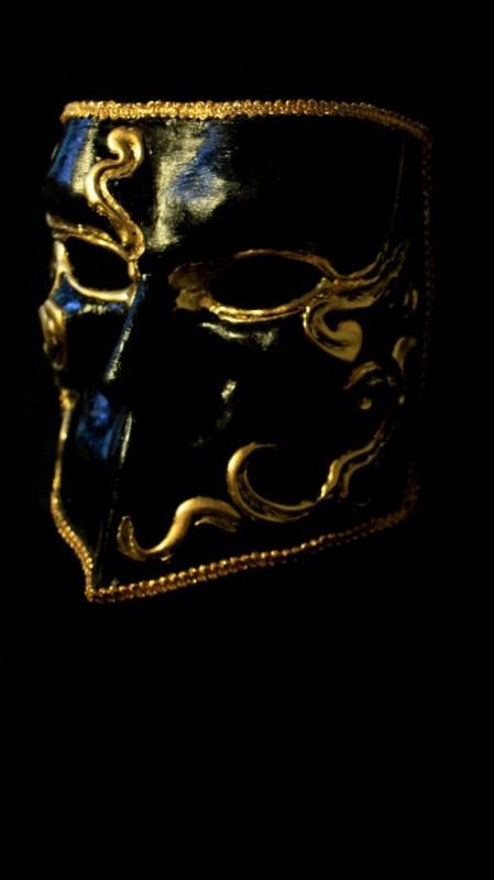 Венецианская маска Баута