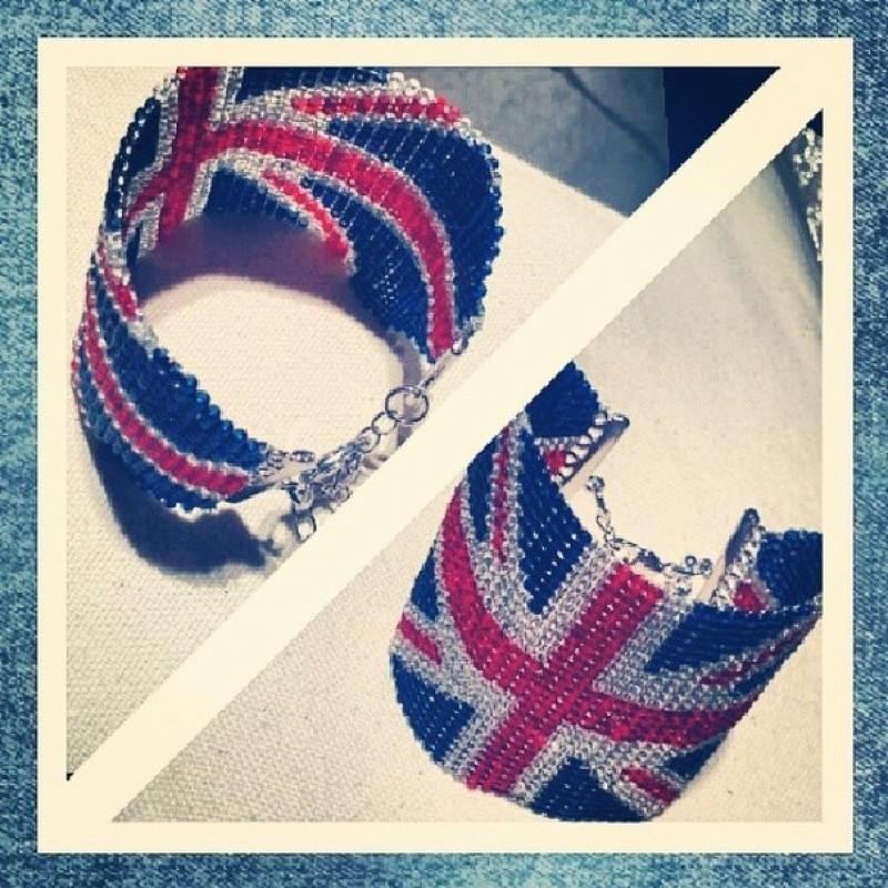 Британский браслет