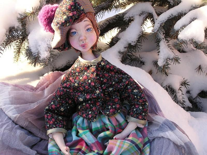 Будуарная кукла Тайна...