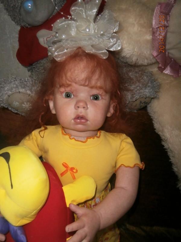 Кукла реборн Тибби ПРОДАНА