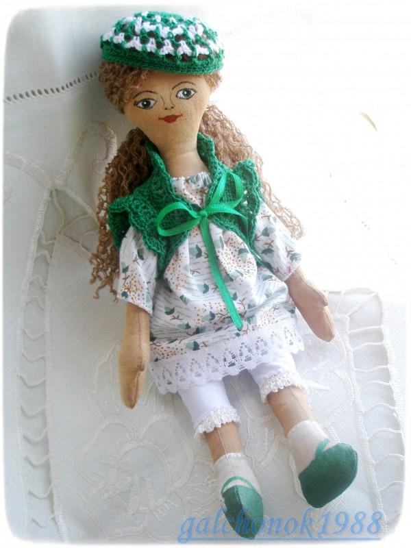 Кофейная куколка Соня