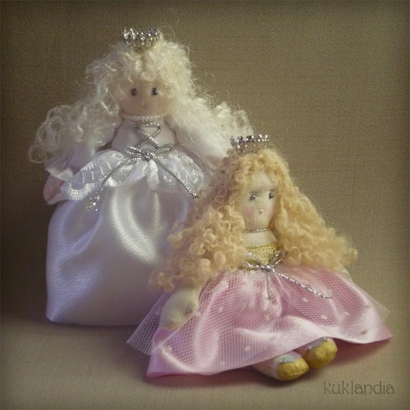 Принцесса, ароматизированная кукла