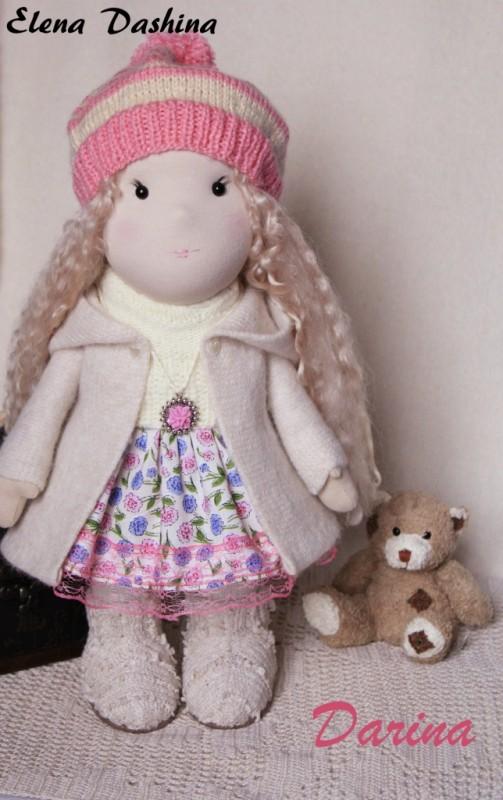 кукла Дарина
