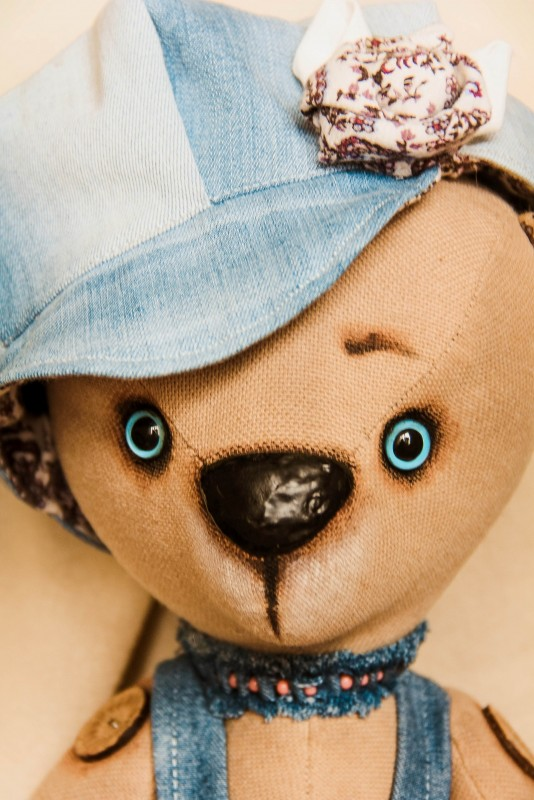 Модная медведица Мишель