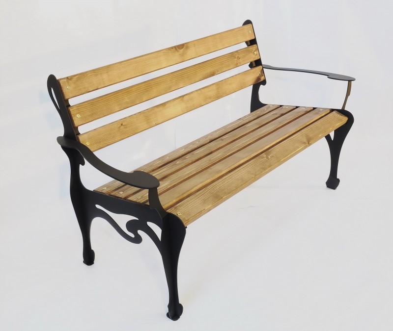 Садовая скамейка Модерн1