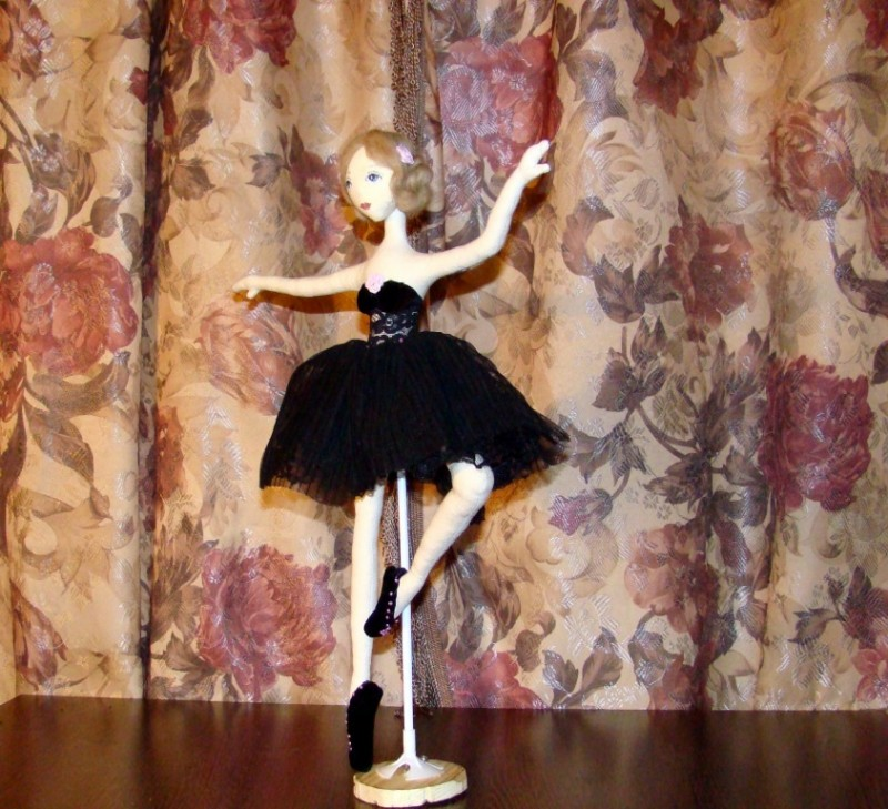 Кукла балерина Одиллия