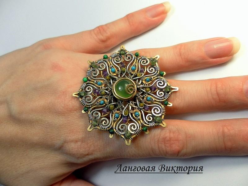 Кольцо Мехенди.