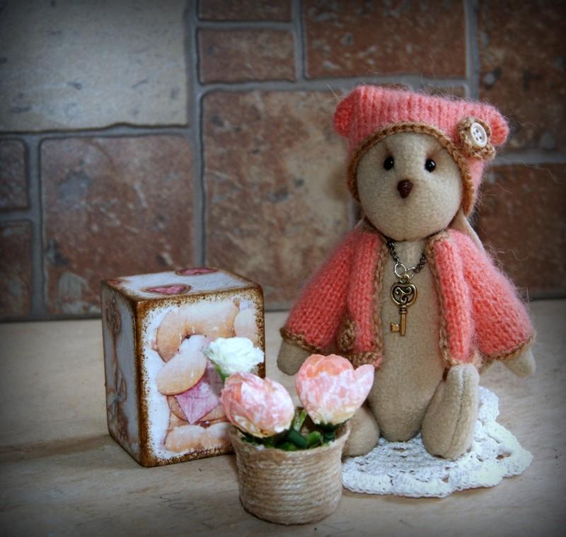 Заинька Персиковый цвет