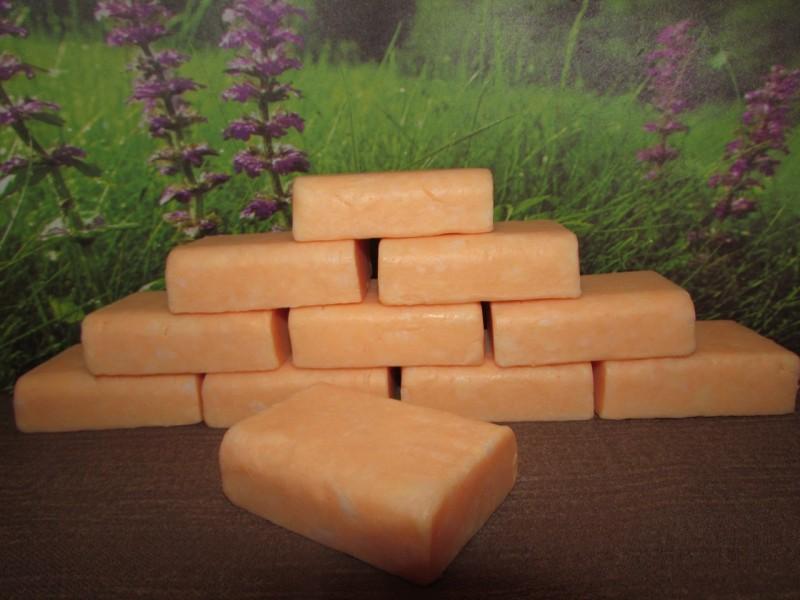 Натуральное мыло с нуля Цитрусовое