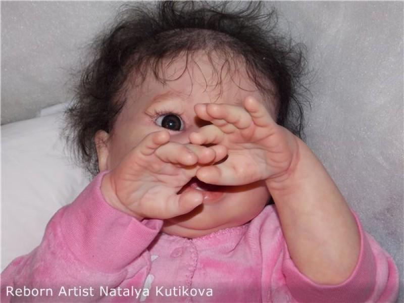 Кукла реборн Саманта