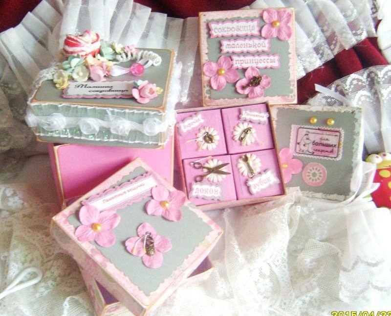 Набор Мамины сокровища для девочки