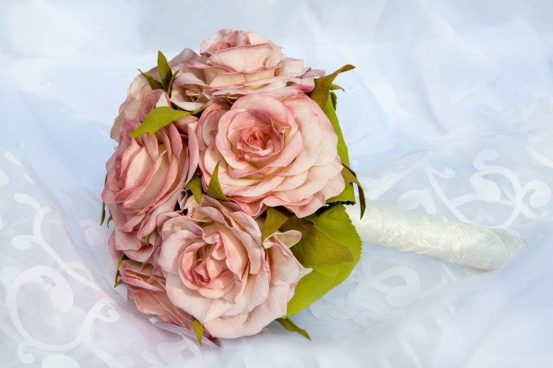 Свадебный букет для невесты «Нежность».