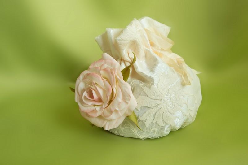 Свадебная сумочка для невесты «Нежность».