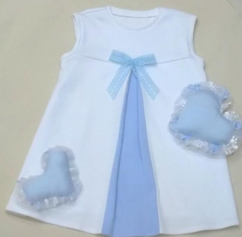 Платье для девочки Незабудка