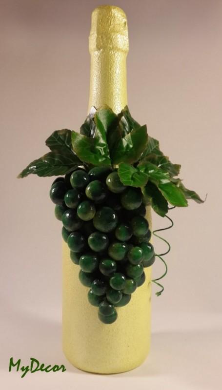 Декорированное шампанское