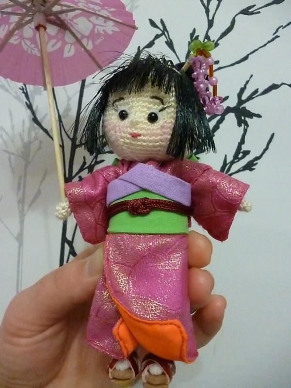 Мисс Маленькая гейша