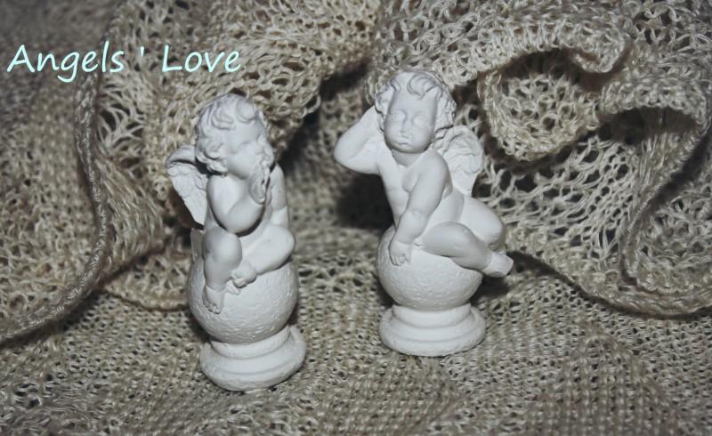 Миниатюрные ангелочки (6 см)