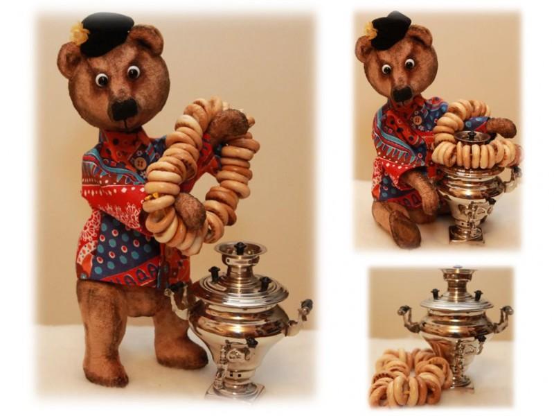 Медведь ПРОХОР
