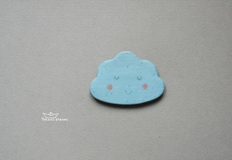 Облачко магнит