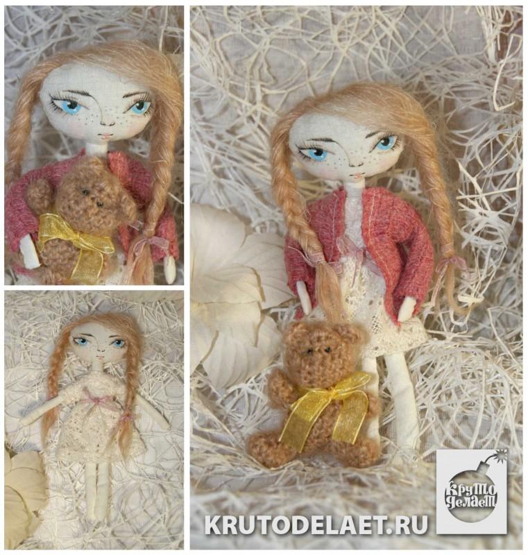 Кукла ручная работа ростов-на-дону