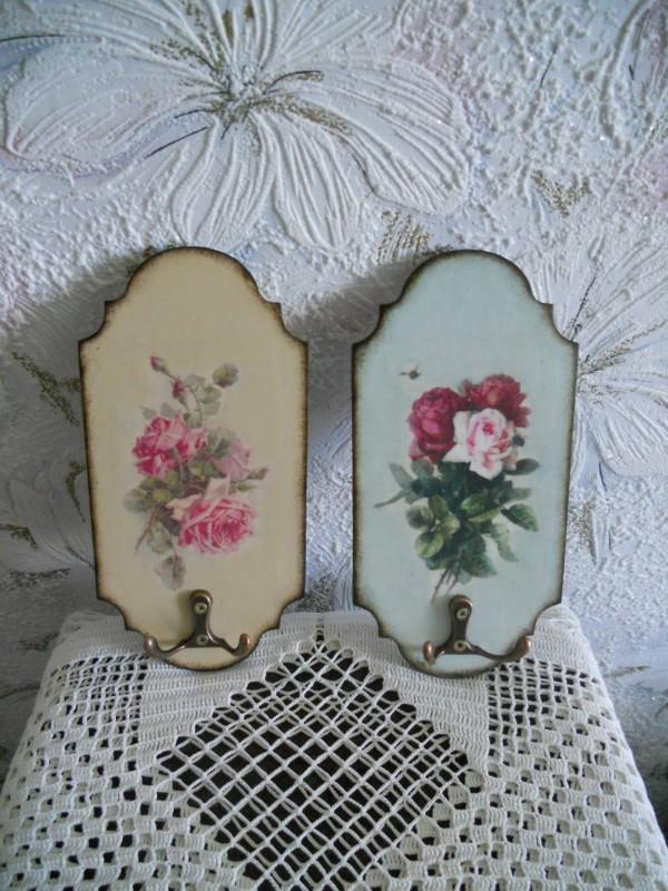 Вешалки Старинные розы