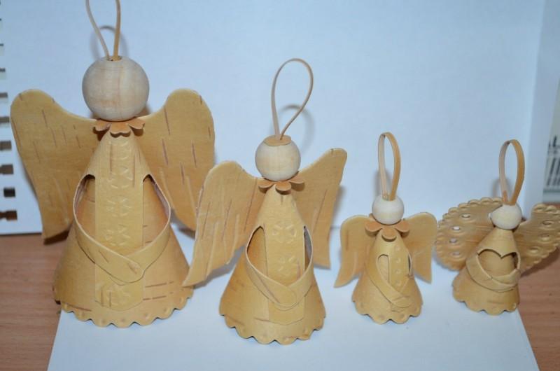 ангел из бересты