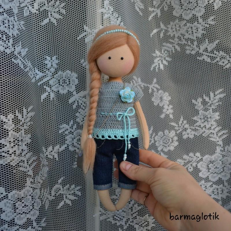 Настоящие куклы своими руками