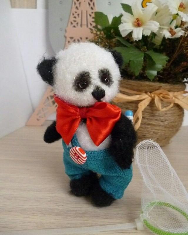 Панда-мим
