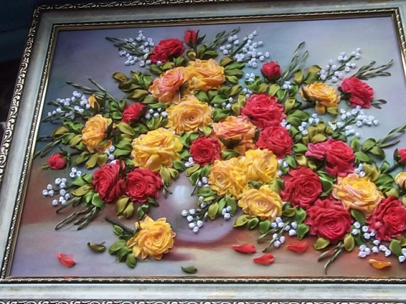 Розы, розочки
