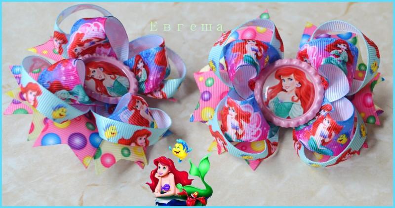 Бантики для маленьких принцесс!