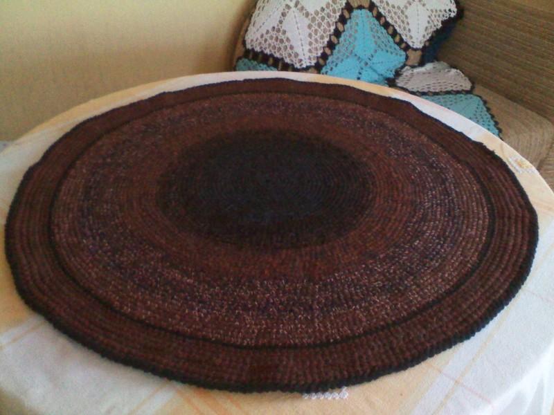 деревенский коврик