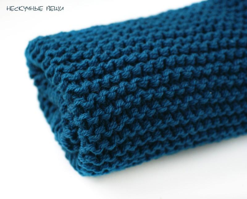 Сине-зеленый снуд