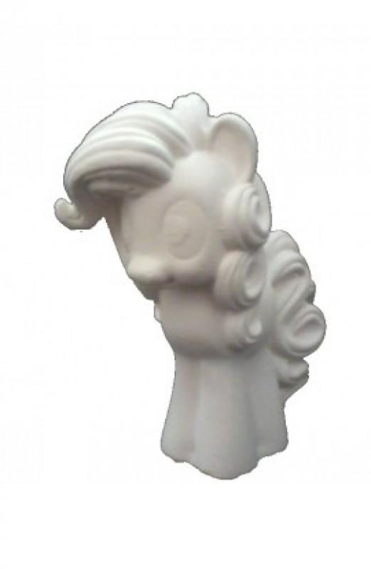 Гипсовая фигурка для раскрашивания Пони Пинки Пай (м/ф Мои маленькие пони) (Д75*Ш25*В80мм)