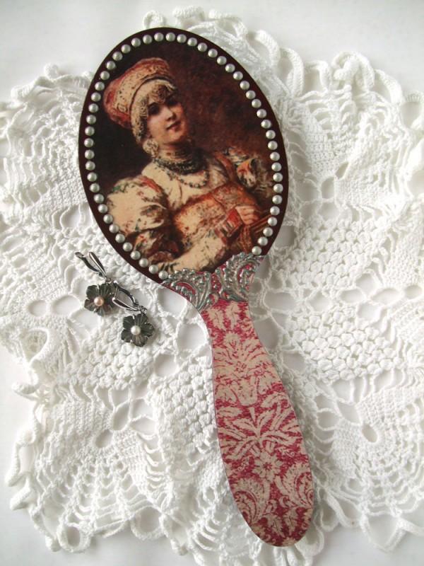 Зеркальце Забава