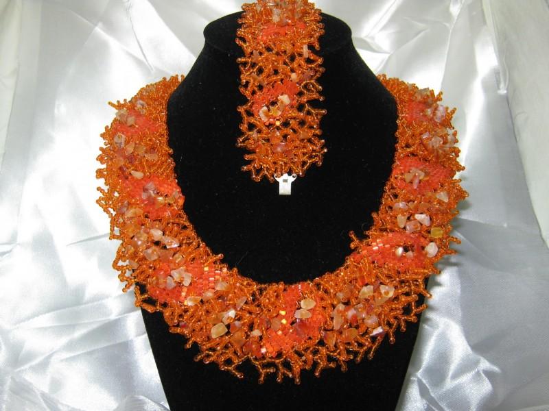 ожерелье,,Осень,,