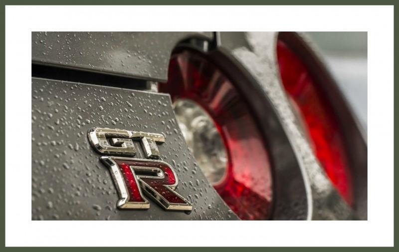 Багетная фотокартина Лого Nissan Sport GT