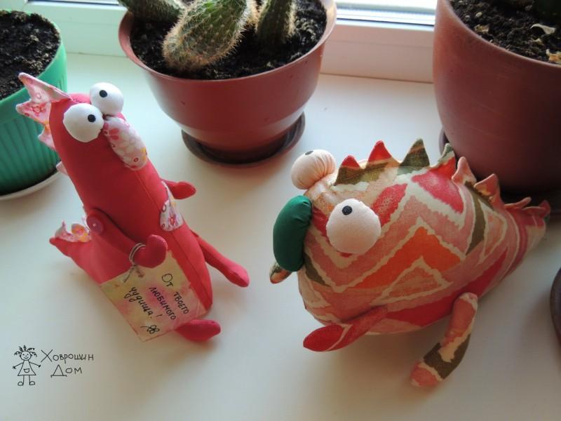 Любовь и динозавры 2 (Худой и Толстый)