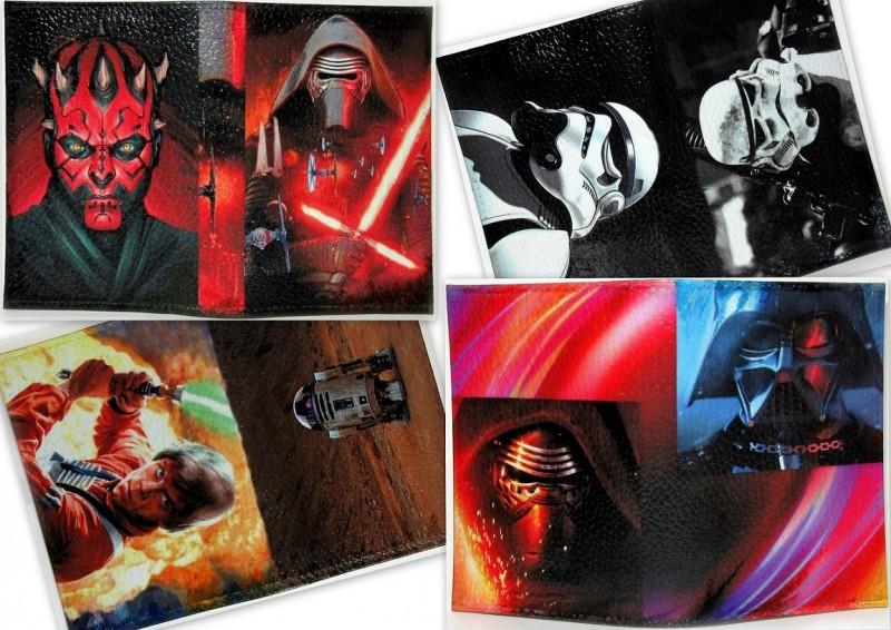 Обложки на паспорт  Звёздные войны .