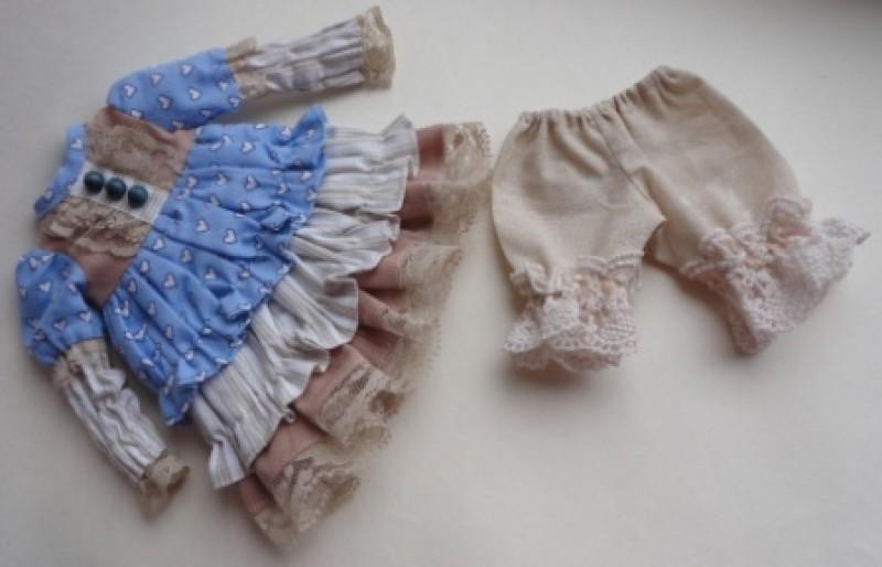 Панталоны для куклы своими руками 100