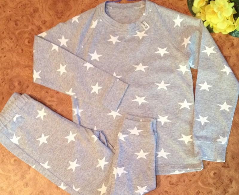 Пижамка Звезды