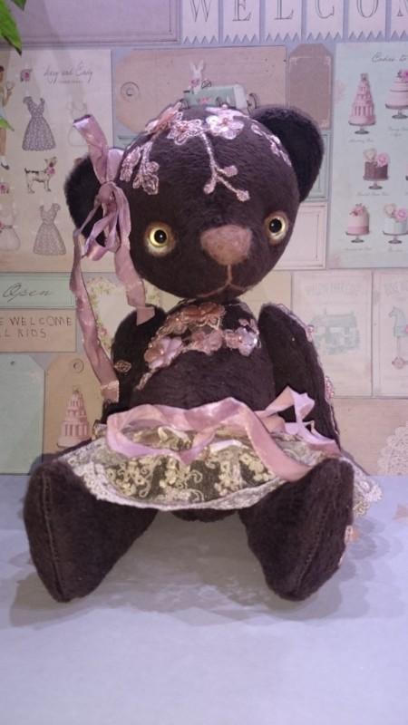 Мишка тедди Алиса