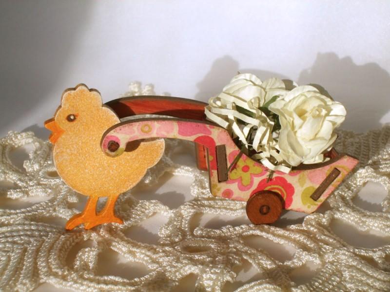 Пасхальный цыплёнок Птах