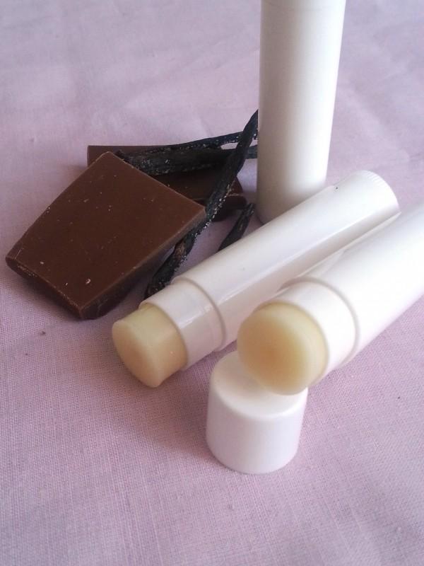 Бальзам для губ Ваниль в шоколаде