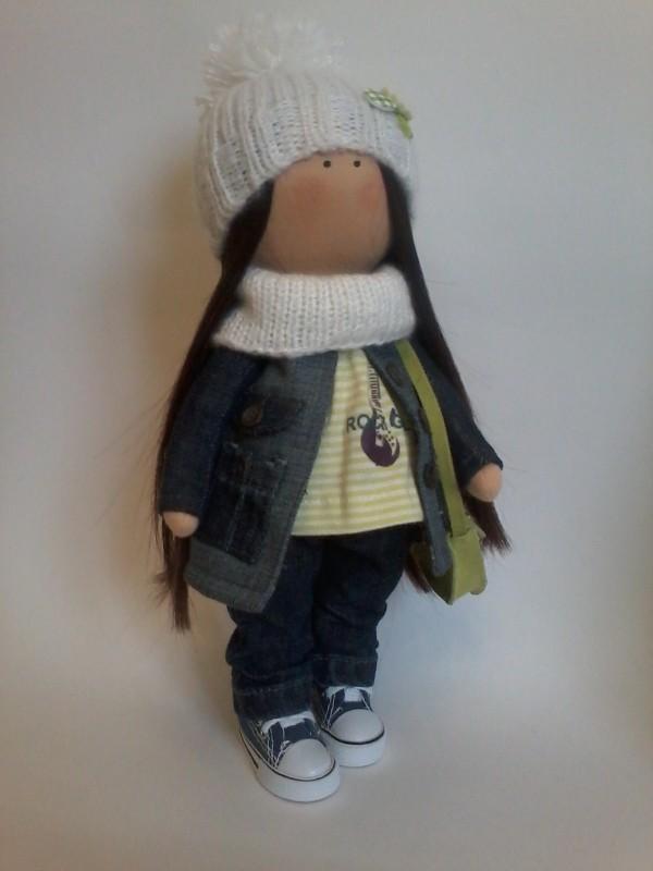 Кукла Дарья.